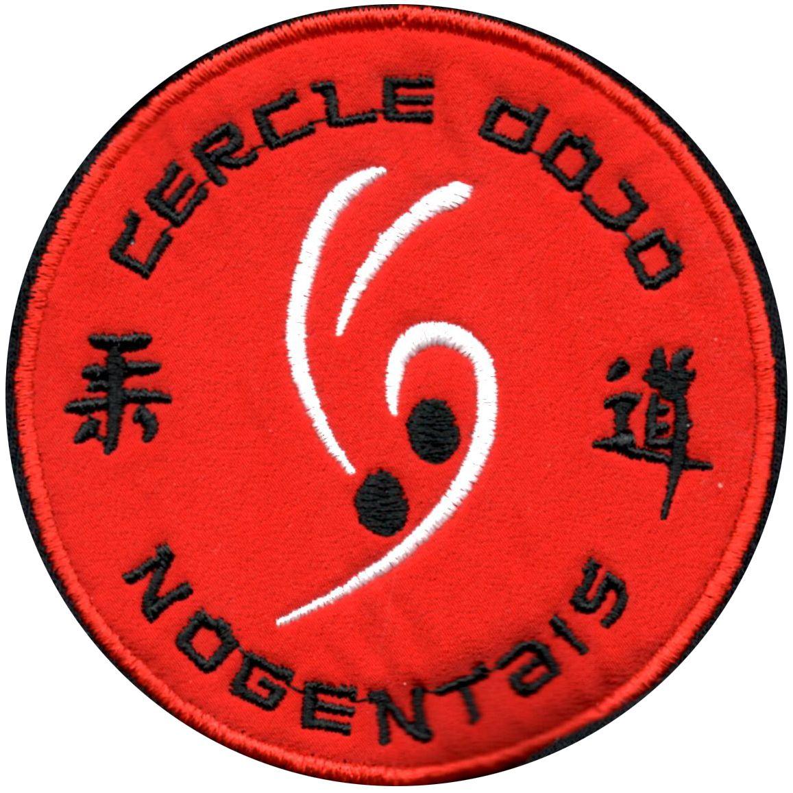 Logo CERCLE DU DOJO NOGENTAIS