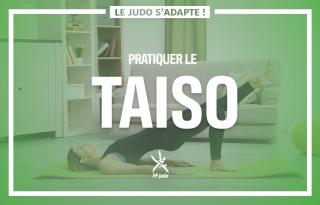 Image de l'actu 'Qu'est ce que c'est le Taiso ???'